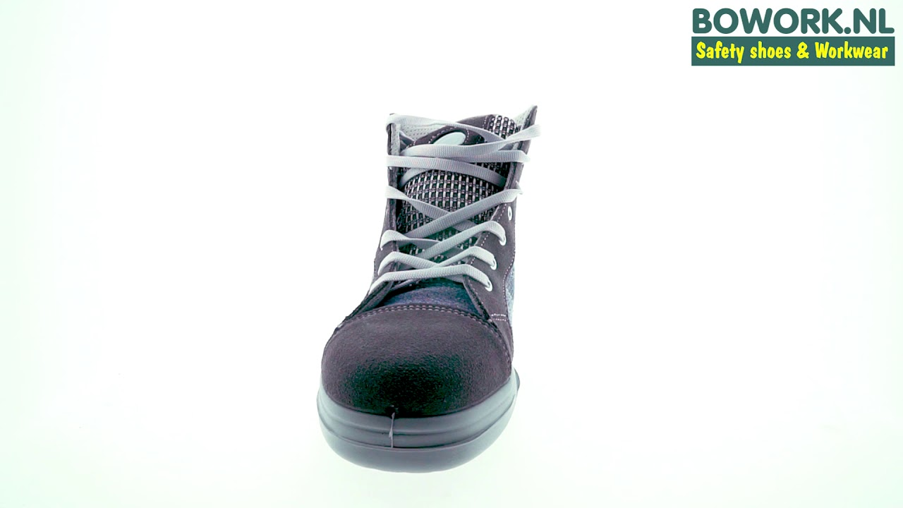 Soepele Werkschoenen.Werkschoenen Python Modena S3 Productfilm Bowork Nl Youtube
