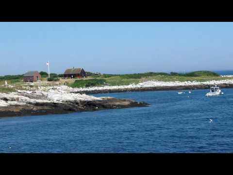 Isles Of Shoals Tour
