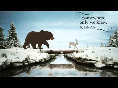 Lily Allen - Somewhere Only We Know (Official Audio)