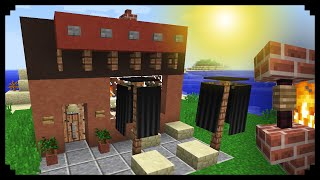 ✔ Minecraft: How to make a Kebab Shop(A kebab place with a cozy outdoor area. :) Merchandize: http://magmamusen.spreadshirt.com/ How to support a video: Step by step tutorial: ..., 2015-07-11T15:13:27.000Z)