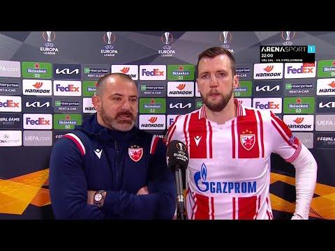 Izjava Dejana Stankovića posle Milana (2:2): Možemo samo da budemo zadovoljni - Arena Sport TV