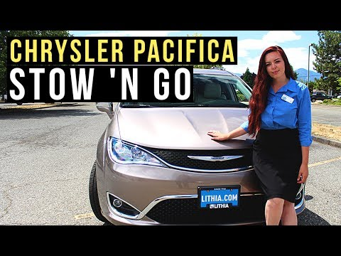 2017 chrysler pacifica stow 39 n go feature complete review lithia motors grants pass or. Black Bedroom Furniture Sets. Home Design Ideas