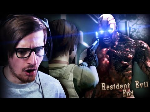 THE FINALE? LET'S END THIS. || Resident Evil Remaster (GOOD ENDING)