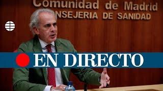 DIRECTO CORONAVIRUS   Madrid actualiza las medidas contra la pandemia