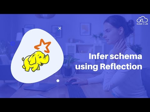Spark SQL - Infer Schema Using Reflection | Automated hands-on