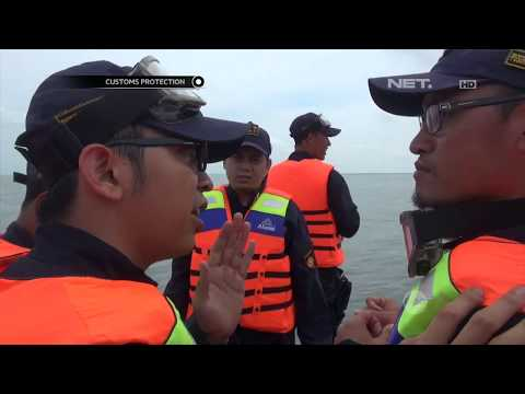 Operasi Penangkapan Kapal Pembawa Narkotika Part 2 - Customs Protection