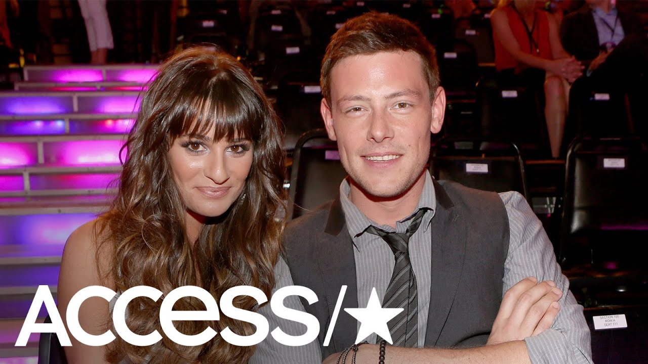 Lea Michele honors Cory Monteith on the anniversary of his death
