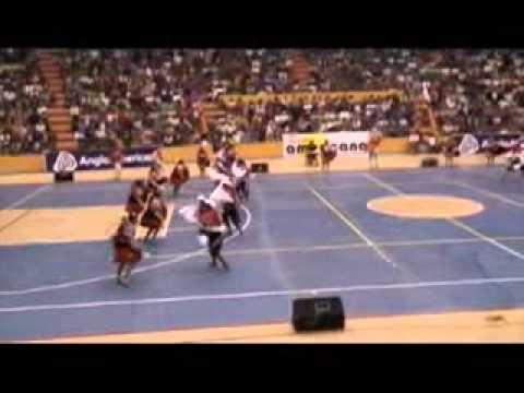 LA CINTA ROJA Y BLANCA 2012 MOQUEGUA /Radio Americana.mp4 from YouTube · Duration:  7 minutes 3 seconds