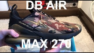 competitive price 35cf7 869ec DOERNBECHER AIR MAX 270 REVIEW UNBOXING ONFOOT ...