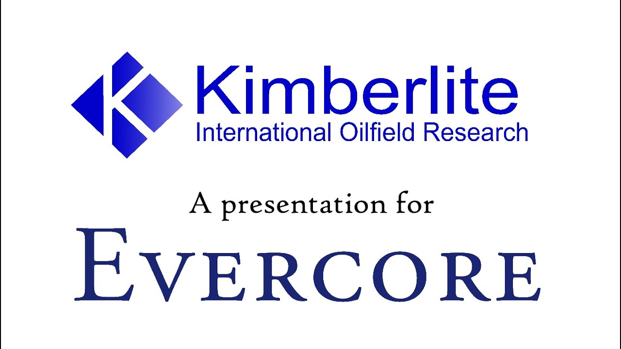 Kimberlite Presents for Evercore