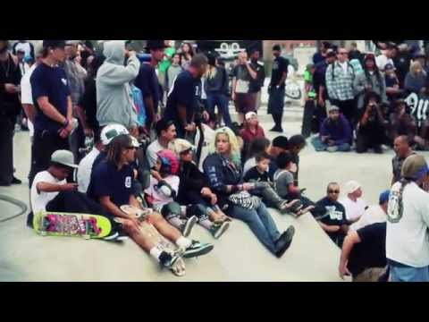 Venice Originals -- Venice Skatepark 1 year anniversary competition