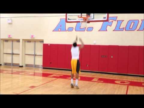 BASKETBALL PLYOMETRICS EXERCISE- TENNIS BALL REBOUNDING DRILL