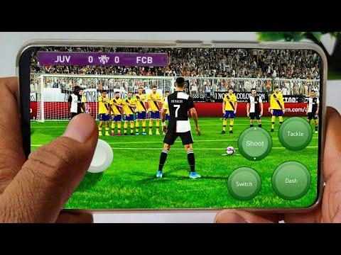 Fifa 21 Mod liga Indonesia & Eropa ( offline & online )   Game sepak bola terbaik android 1,2 GB.