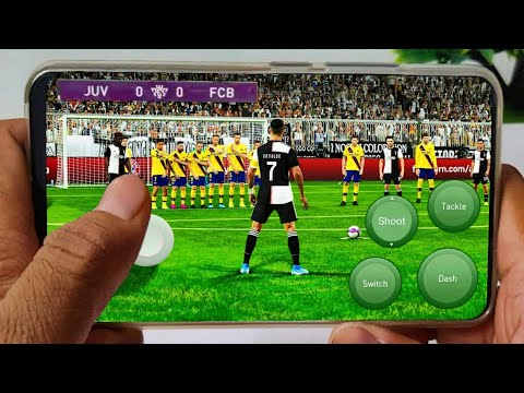 Top 20 Game Sepakbola Android Terbaik 2019 | Download Best Football Games Mobile Offline/Online HD