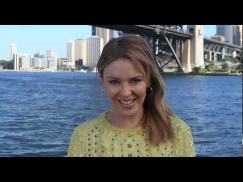 Kylie Minogue and Imagination to bring in 2013