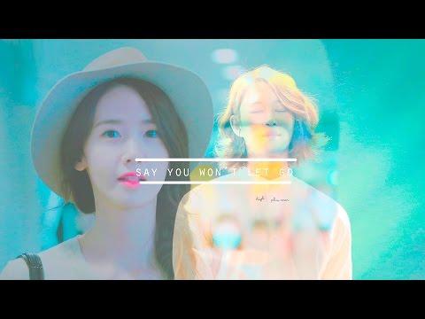 [ Yoona X Heechul ] - I knew I loved you;