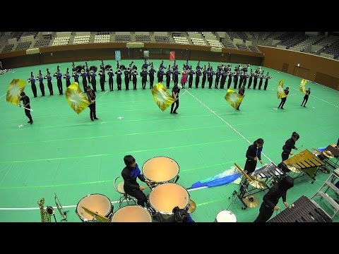 Winter Marching Party in KYOTO 京都明徳高校吹奏楽部 『The Door ~World of Dream~』