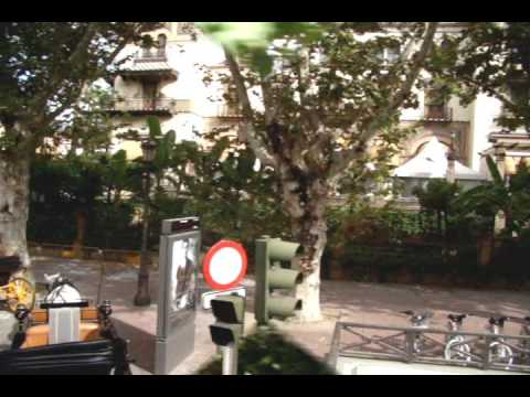 Rumo a Sevilha Espanha parte 1       ( I steer to Seville - Spain - part 1)