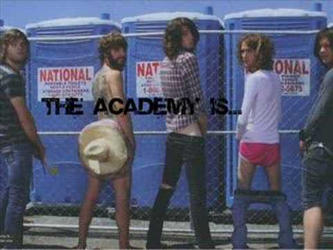 The Academy Is... - In Our Defense