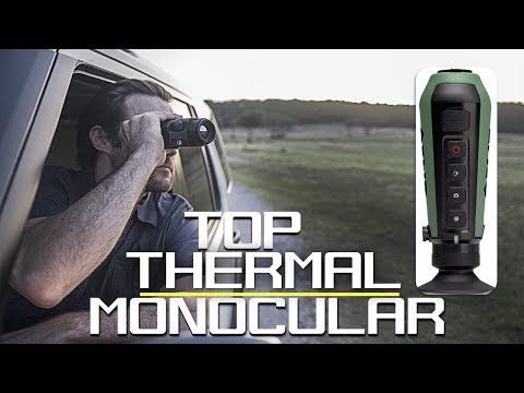 Best Thermal Monocular 2019 - Best Monocular Review & Buying Guide