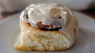 Cinnamon Rolls Recipe - How To Make Cinnamon Rolls With Cream Cheese Frosting - Sweetysalado.com