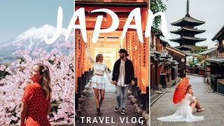 WE DISCOVERED THE BEST CHERRY BLOSSOMS IN JAPAN! | Travel Vlog