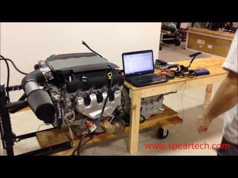 Speartech Gen 5 V8 Lt1 Standalone Swap Harness Preview