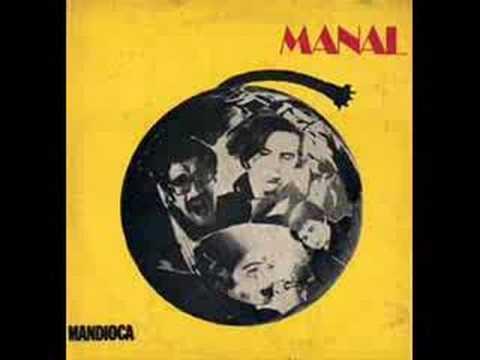 Manal - No Pibe / Necesito Un Amor