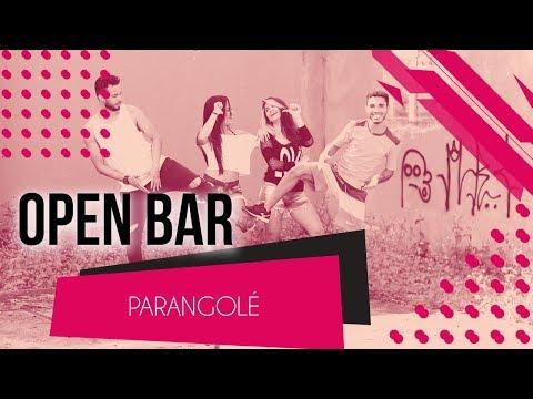 Open Bar - Parangolé  Coreografia - SóRit
