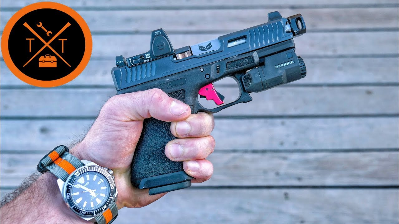 Apex Glock Trigger Review // Best Glock Trigger For The Money!!
