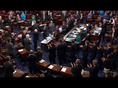 WATCH LIVE: Senate votes on immigration proposals