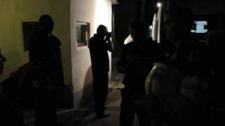 ПН TV: Пострадавшую в пожаре на Соборной усаживают в скорую thumbnail