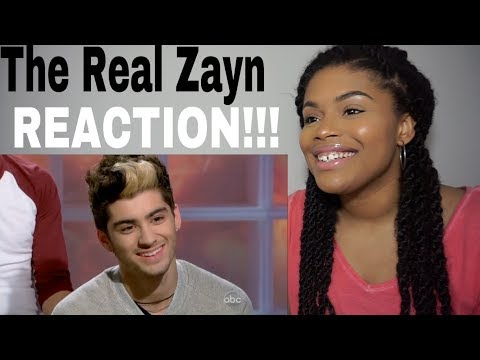 The Real Zayn // REACTION!!!