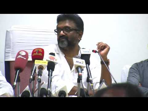 Theri Movie piracy - Producer Counsel And Polimer Tv Fight - Un Edited - Red Pix