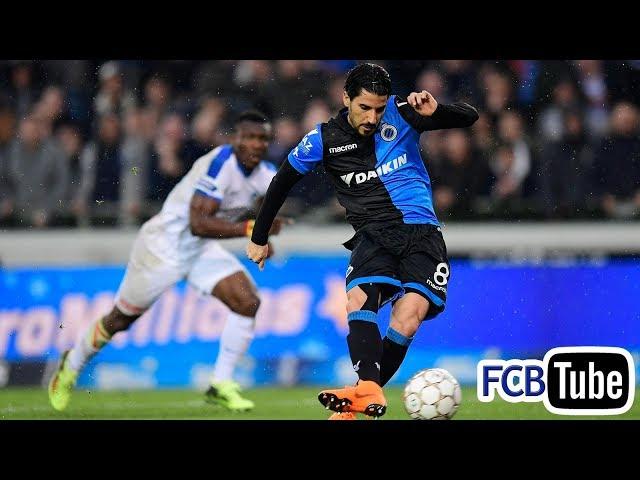 2017-2018 - Jupiler Pro League - PlayOff 1 - 01. Club Brugge - Racing Genk 1-0