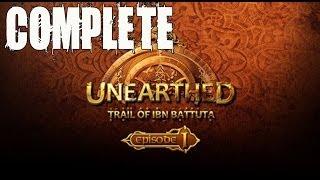 Unearthed Trail of Ibn Battuta Episode 1 Complete Walkthrough