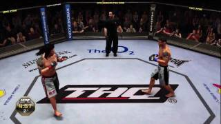UFC Undisputed 2010 - Gameplay