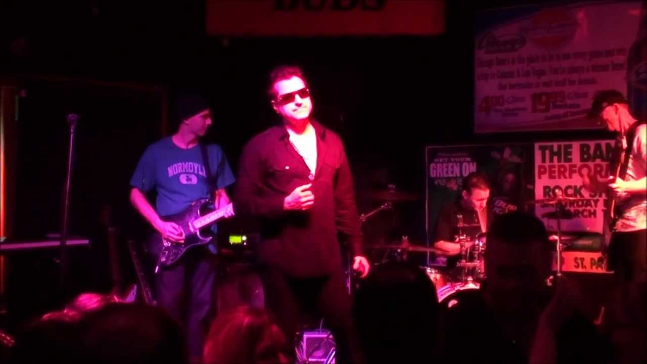Unforgettable Fire U2 Tribute Band Highlights 3/9/13 ...