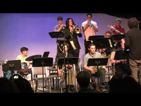 Idyllwild Summer Jazz 2017 Big Band 1