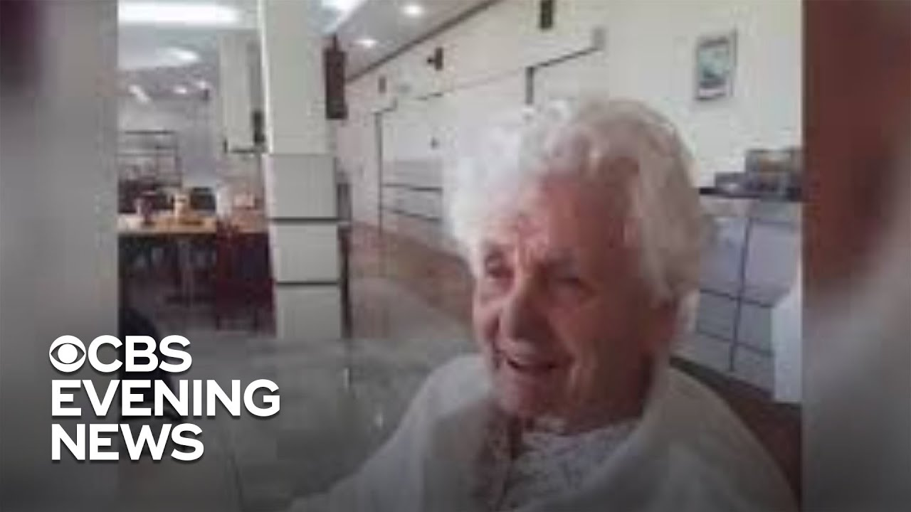 She beat the Spanish flu, and now 107-year-old New Jersey woman ...