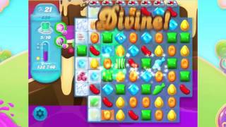 Candy Crush Soda Saga Level 639 NEW! Complete!