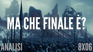 Game of Thrones 8x06 - The Iron Throne: LACRIME AGLI OCCHI...
