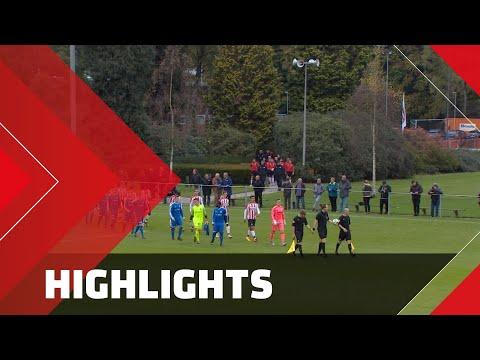 Samenvatting: PSV O19 - KRC Genk O19