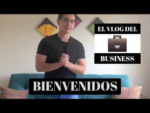 Presentación del canal: El Vlog del Business - Canal de Negocios
