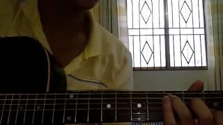 Hướng Dẫn Anh không muốn ra đi guitar