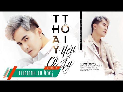 Karaoke Thay Tôi Yêu Cô Ấy - Thanh Hưng | Beat Gốc Chuẩn (Tone Nam - Có Bè)