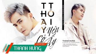 [BEAT NAM] Thay Tôi Yêu Cô Ấy - Thanh Hưng | Beat Gốc Chuẩn (Karaoke Có Bè)