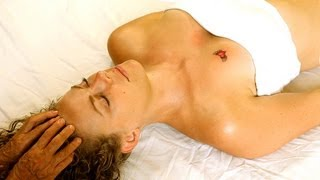 HD Relaxing Face & Head Massage Therapy Technique How To, Athena Jezik Psychetruth Music