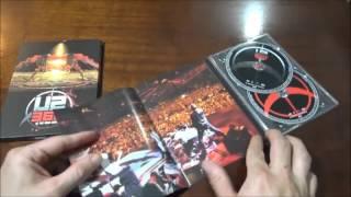 Unboxing DVD U2 360º