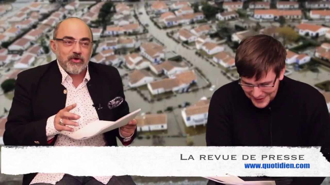 P. Jovanovic / P-Y Rougeyron : La revue de presse (partie 1)